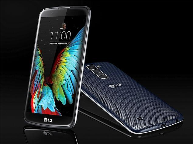 LG K10 foi lançado no Brasil