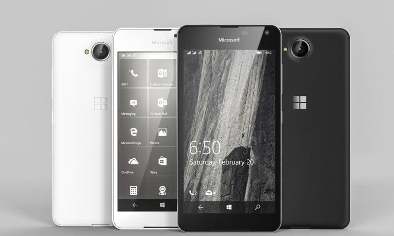 Lumia 650 terá versão dual-SIM
