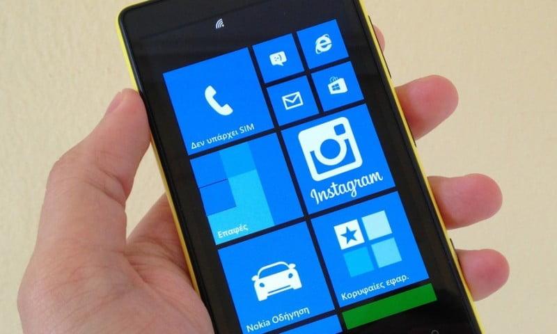 Instagram será lançado para Windows Phone