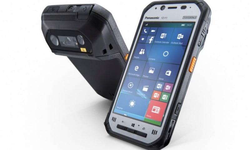 Panasonic Toughpad FZ-F1 – Novo smartphone para o mercado corporativo