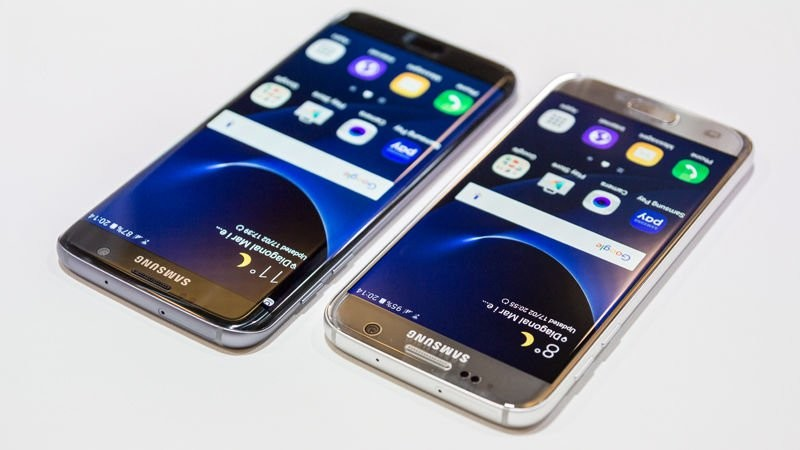 Samsung Galaxy S7 e S7 Edge – Lançamento no Brasil