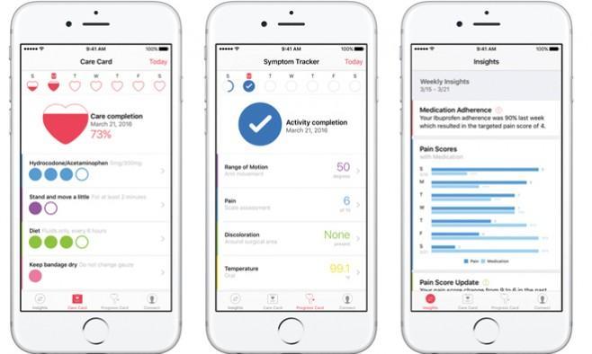 Apple CareKit – Novo Framework ajuda Desenvolvedores a Criar Aplicativos Médicos