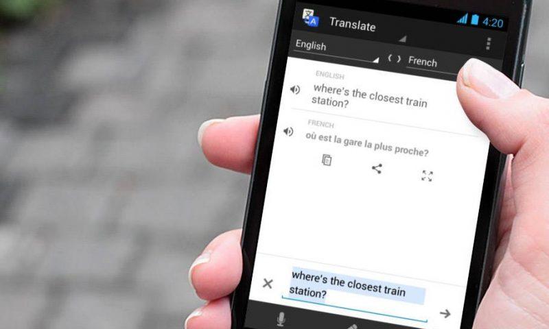 Google oferece Cursos para utilização do App Tradutor nas Olimpíadas