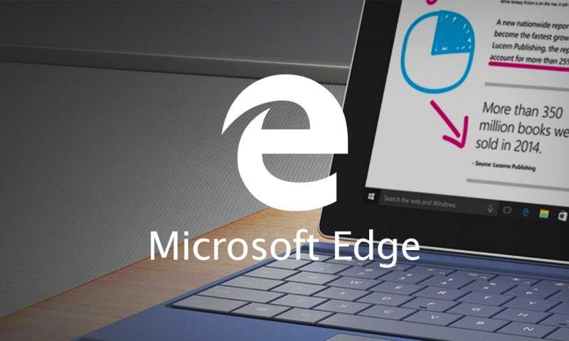 Microsoft Edge pode ganhar suporte para Extensões