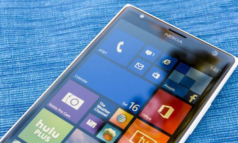 Atualização do Windows 10 Mobile – Smartphones Compatíveis