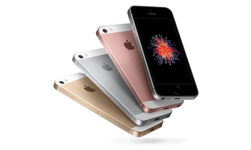 Apple aumenta a Produção do iPhone SE