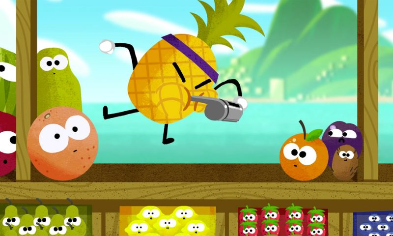 Doodle Fruit Game – Saiba como jogar