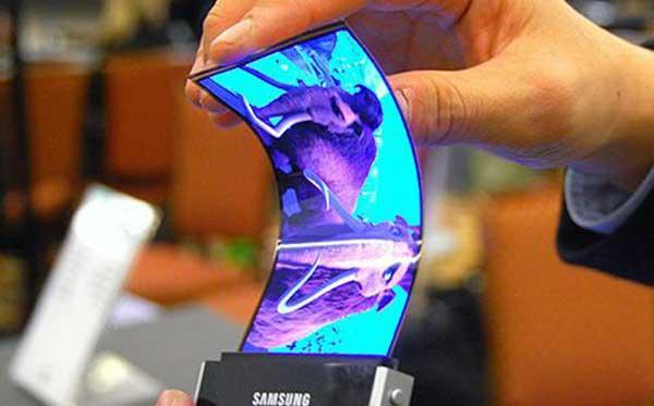 Samsung pode lançar um modelo de smartphone dobrável em breve