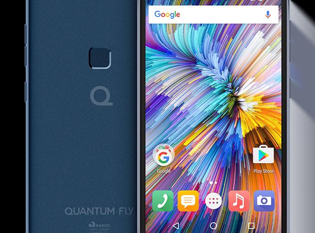 Quantum Fly – Características e Preço do smartphone