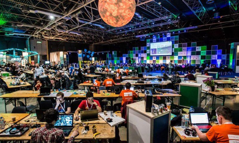 Campus Party Brasil 2017 – 10ª Edição