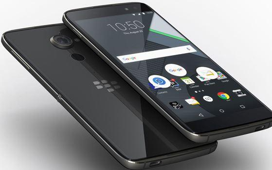 BlackBerry DTECK60 – Especificações, Características