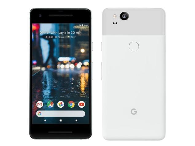 Google Pixel 2 – Ficha Técnica, Características