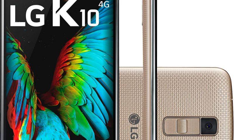 LG K10 – Ficha Técnica, Especificações