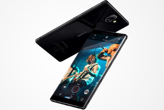 Nokia 8 Sirocco – Características, Ficha Técnica
