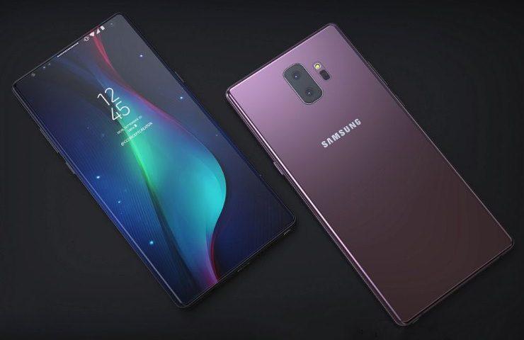 Samsung Galaxy Note 9 – Características, Especificações