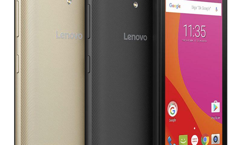 Lenovo Vibe B – Características, Especificações