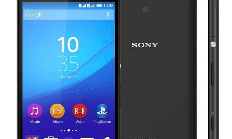 Sony Xperia C4 – Especificações, Características